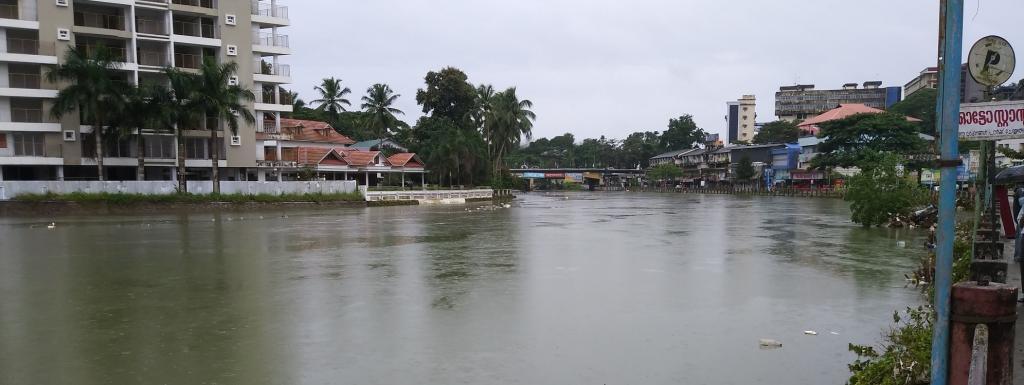The 2018 Kerala floods. Photo: Wikimedia Commons