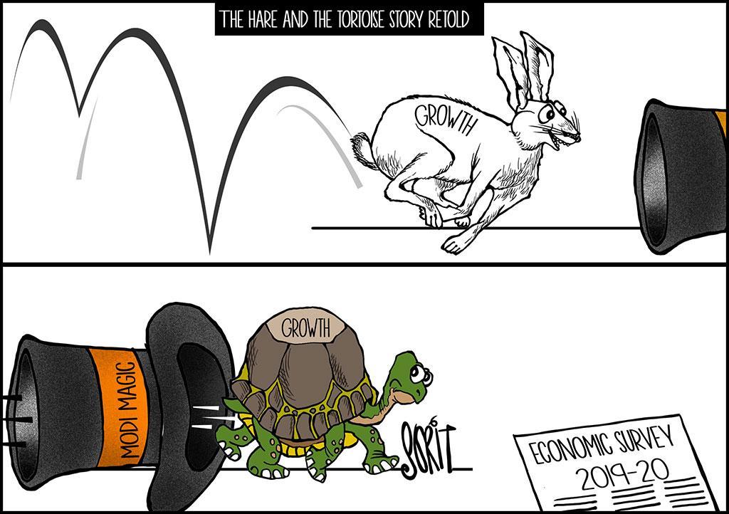 Simply Put: Modi's economic growth rate