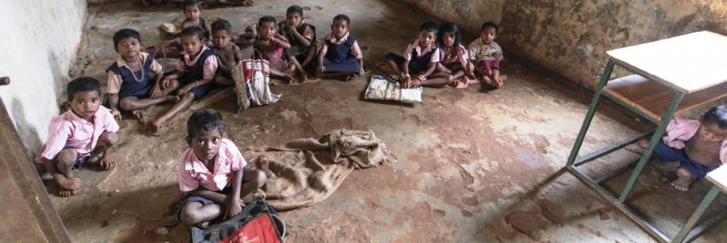 Children need a raise in allocation in Union budget 2020-21. Photo: Vikas Choudhary