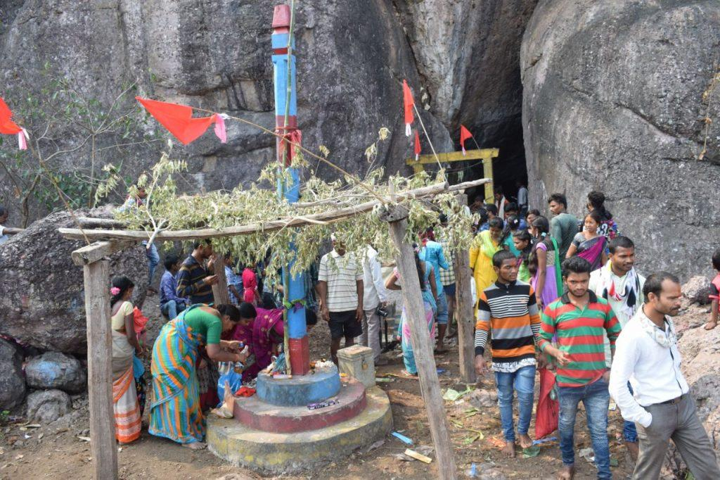 बीजापुर की सकल नारायण गुफा। Photo credit: bijapur.gov.in