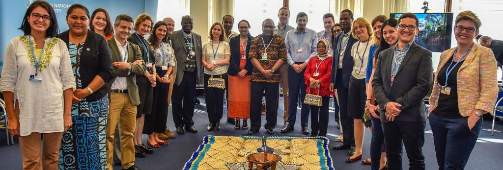 The Talanoa Dialogue held by the COP23 Presidency in Bonn, Germany on May 6, 2018. Photo: COP23 Presidency / Flickr