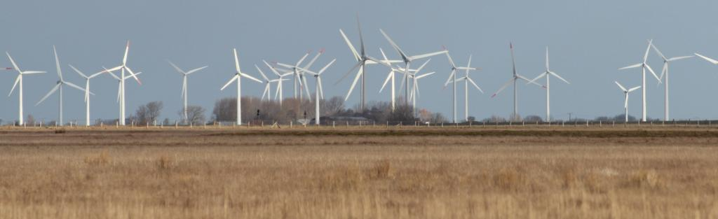 The government's treatment towards the wind energy sector has caused a slowdown Photo: Pxhere