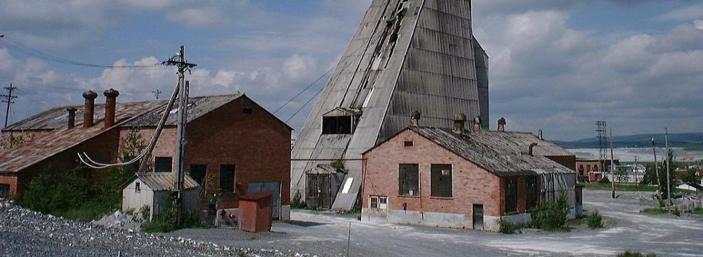 Thetford Asbestos Mines in Quebec. Photo: Wikimedia Commons