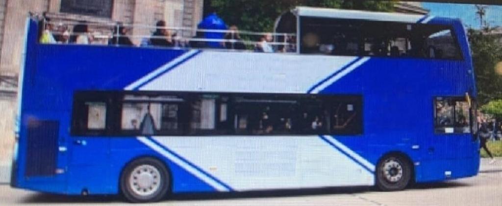 Double-decker bus in Kolkata. Source: Jayanta Basu