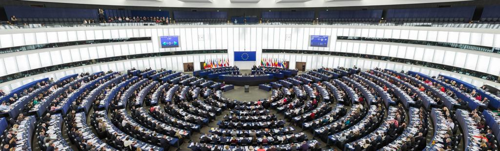 The European parliament in Strasbourg. Photo: Wikimedia Commons