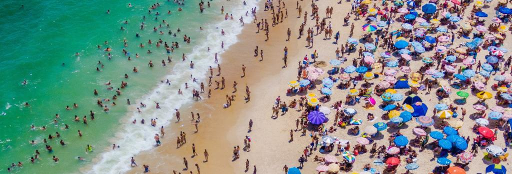 Half of world's sandy beaches could disappear due to sea level rise by 2100