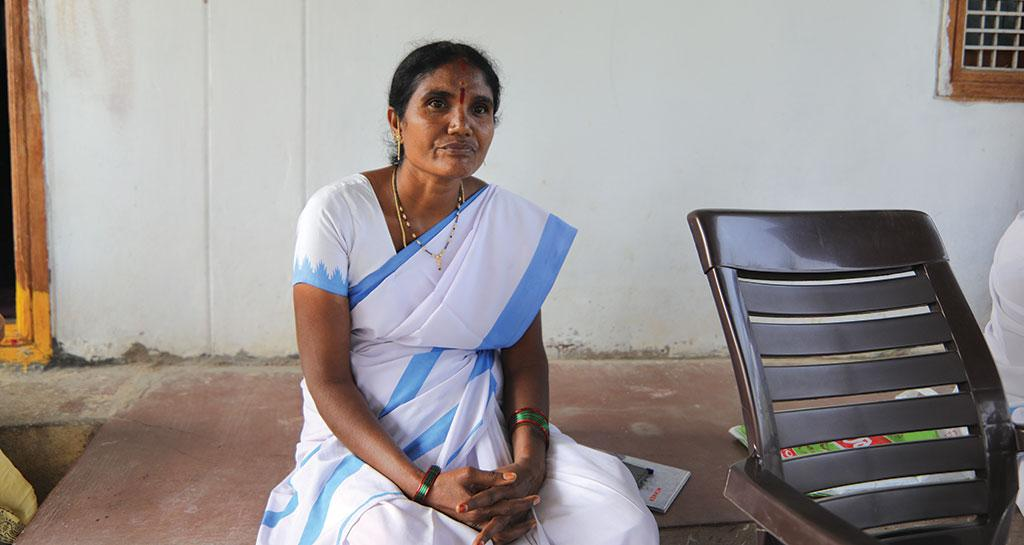 M Mamata is an accredited social health activist (ASHA) from Gambeerpur, Andhra Pradesh, who has undergone hysterectomy. As restrictions came in place for removing uterus under government insurance schemes, there was a spurt in hysterectomy operations in private hospitals across India