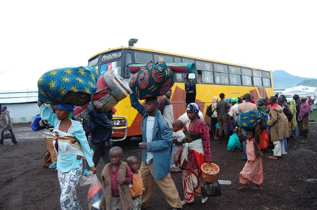 एसडीजी के दो नए संकेतकों में शरणार्थियों के लिए नीति बनाने का प्रस्ताव है। फोटो: Flickr