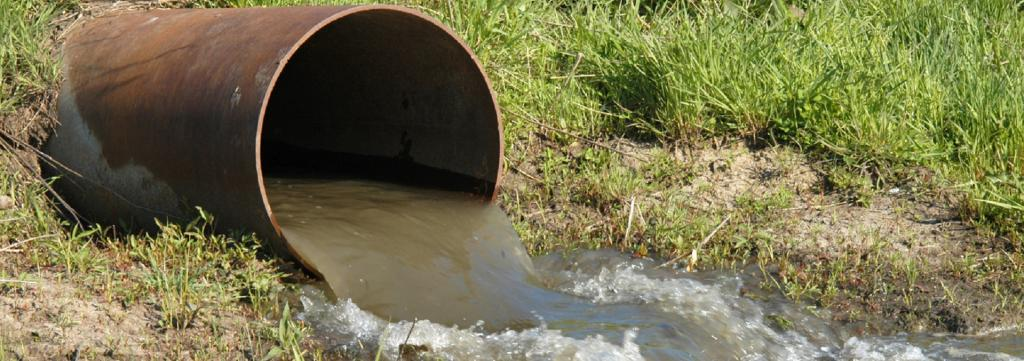 Wastewater is one of the most under-exploited resources we have Photo: Wikimedia Commons