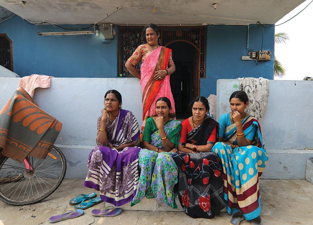 गर्भाशय निकलवाने वाली महिलाओं से डाउन टू अर्थ से बातचीत की। फोटो: विकास चौधरी