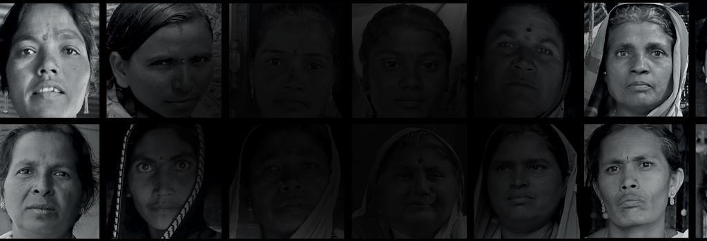डॉक्टरों ने महिलाओं को भ्रमित कर उनके गर्भाशय निकलवा लिए। फोटो: विकास चौधरी