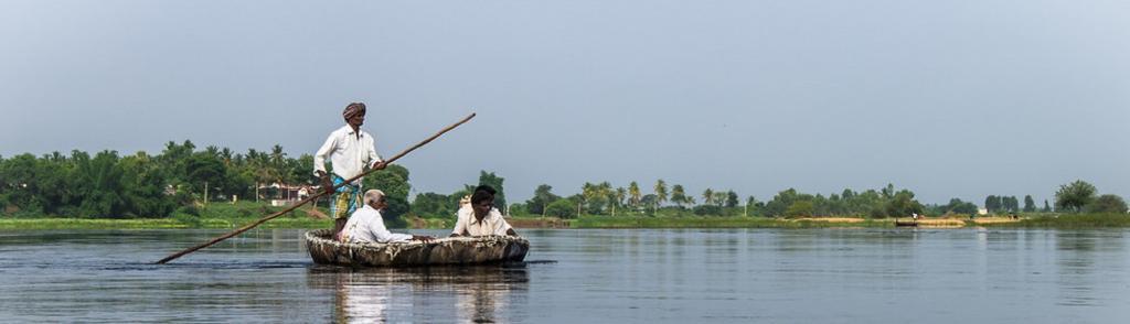 Kaveri river. Source: Flickr