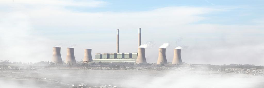South Africa still depends on coal for most of its electricity. Photo: Shutterstock
