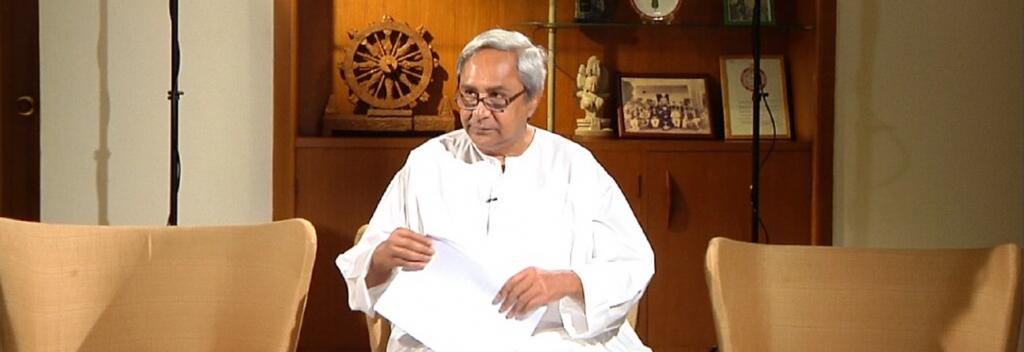 Odisha Chief Minister Naveen Patnaik. Source: Flickr
