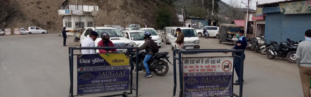 In Himachal Pradesh's Solan district. Source: Rajeev Khanna