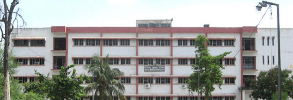 83 junior doctors of the Patna-based Nalanda Medical College and Hospital (NMCH) demanded they be sent to quarantine Photo: nmchpatna.org