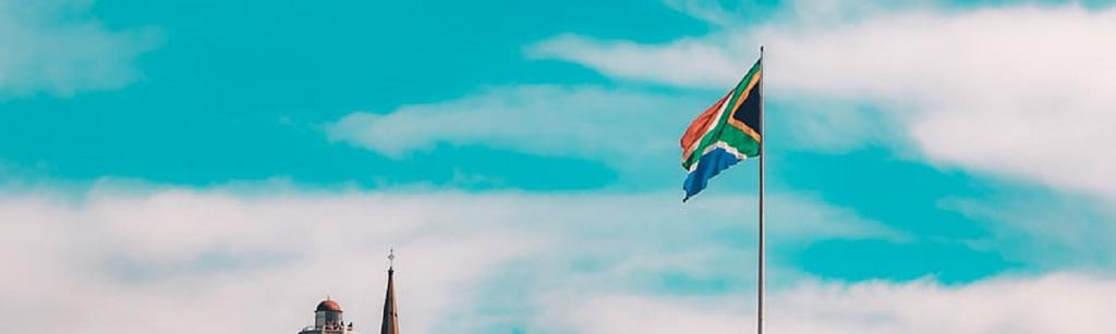 South Africa flag. Source: Wallpaper flare