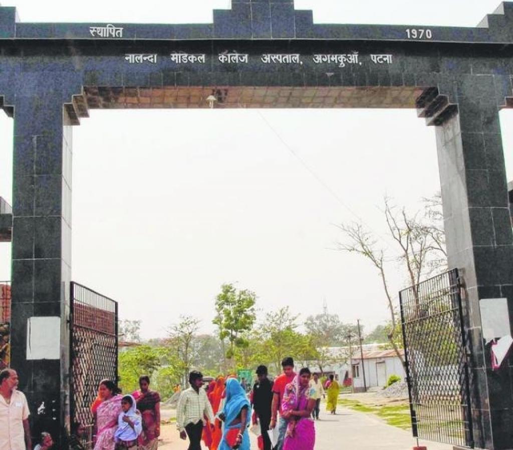 स्वास्थ्य सूचकांकों में बिहार कई मामलों में निचले पायदान पर है। यहां डॉक्टर और मरीजों का अनुपात दयनीय है। फोटो : उमेश कुमार राय