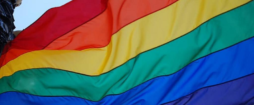 LGBT flag. Source: Pikrepo