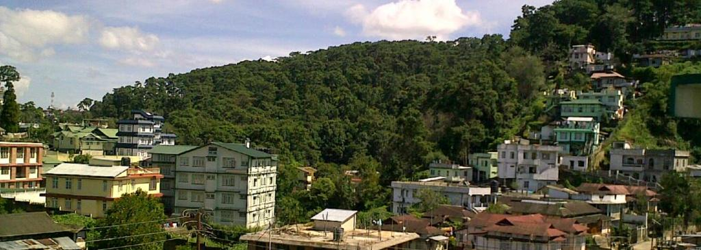 Shillong is Meghalaya's capital and is the most densely populated city in the state Photo: Wikimedia Commons