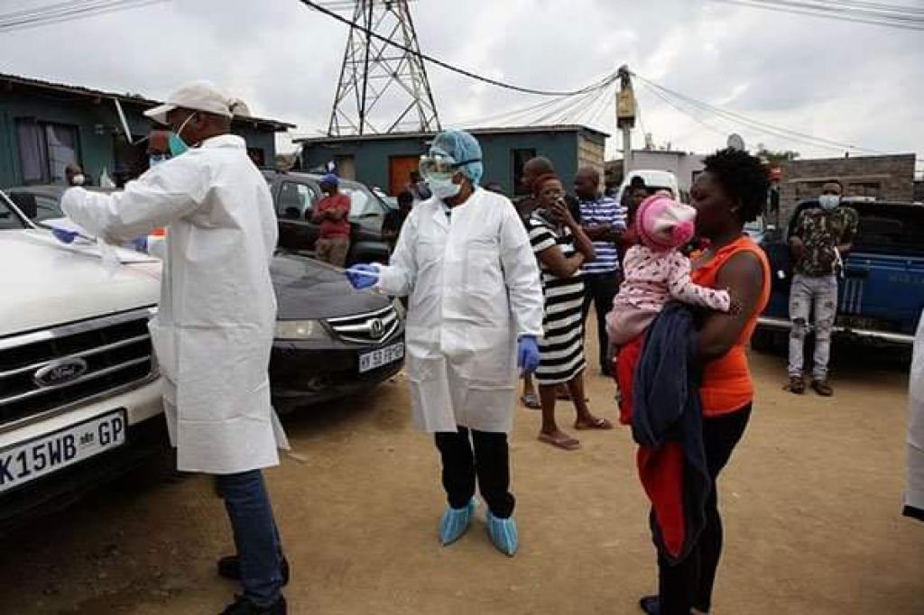 अफ्रीका में कोरोनावायरस के चलते खतरे में हैं 2 करोड़ नौकरियां