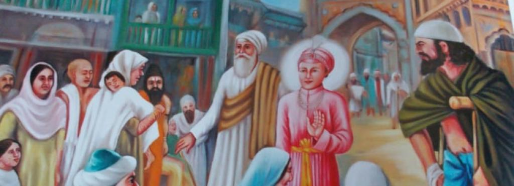 The Sikh Gurus' service to the sick can be a lesson for today's pandemic