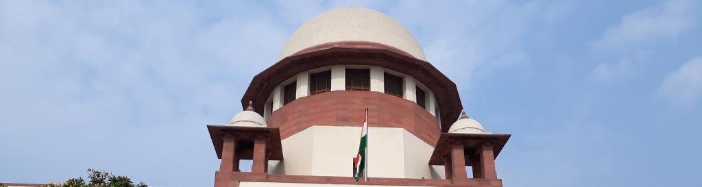 The Supreme Court heard a public interest litigation filed by advocate Shashank Dev Sudhi Photo: Wikimedia Commons
