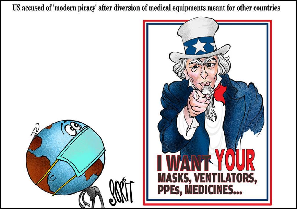 Simply put: Uncle Sam amid Covid-19