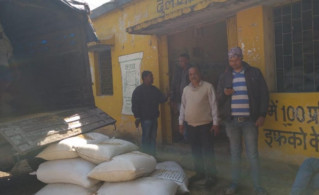 झारखंड में अभी धान की खरीद चल रही है। फोटो: आनंद दत्ता