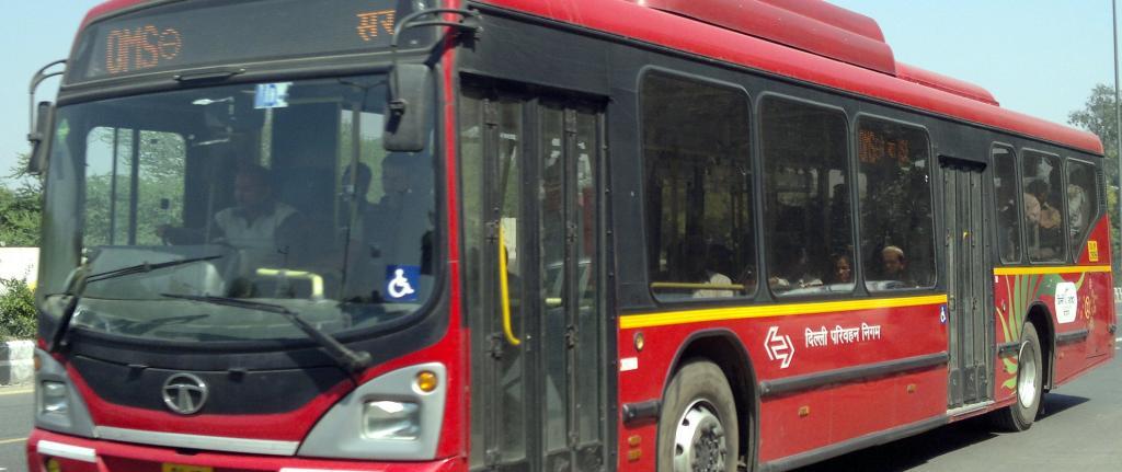 A DTC AC bus. Photo: Wikimedia Commons