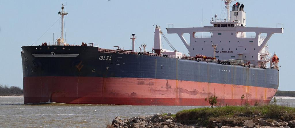 Crude oil tanker. Source: Flickr