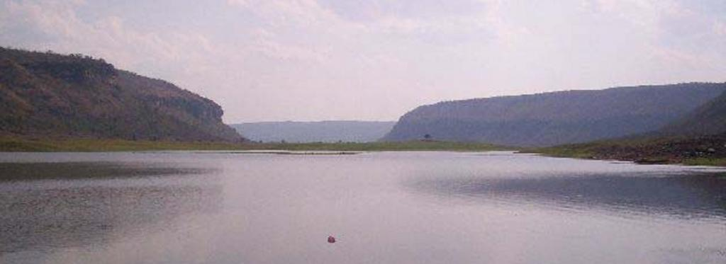A view of the Anupam lake in Bihar's Kaimur district Photo: Wikimedia Commons