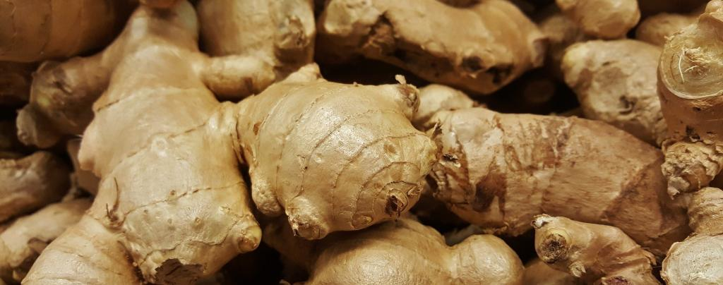 India is a leading global producer of ginger, with around 1.7-1.8 million tonnes produced in the last three years Photo: Pixabay