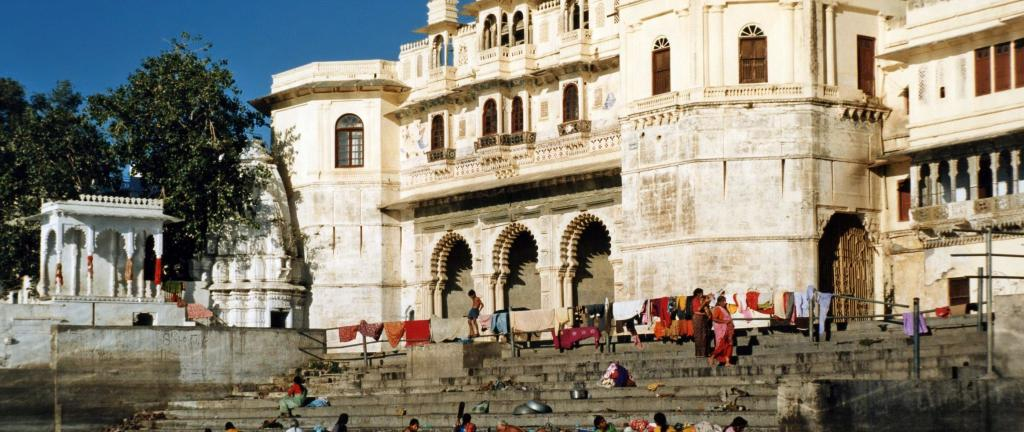 Udaipur. Source: Wikimedia Commons