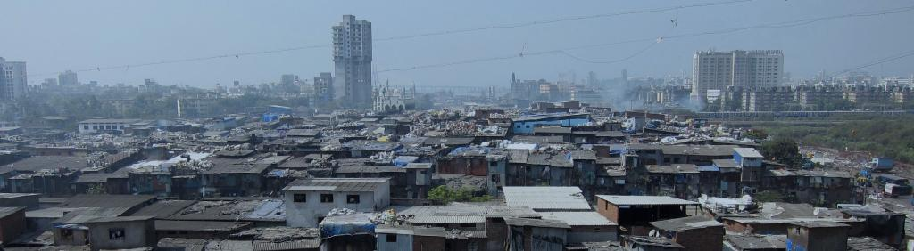 The novel coronavirus disease (COVID-19) is spreading like wildfire in Dharavi — Asia's largest slum — located in Maharashtra capital Mumbai Photo: Wikimedia Commons