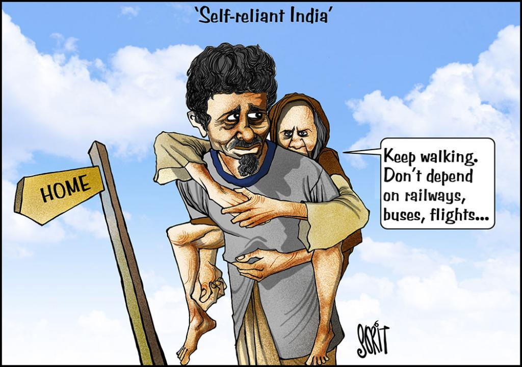 Simply put: Self-reliant India