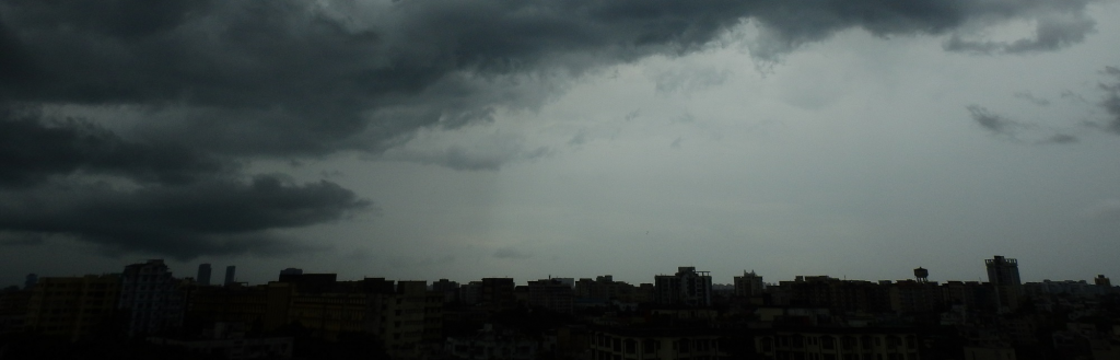Cyclone Amphan likely to hit West Bengal on May 20. Credit: Medha Basu