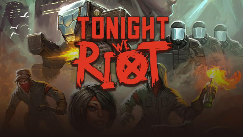 Tonight We Riot is a seductively simplistic answer for anyone serious about worker liberation in 2020 Photo: nintendo.com