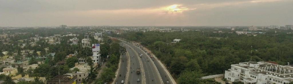The Bhubaneswar Smart City has deployed Aurassure, a sensor-based monitoring platform Photo: Wikimedia Commons