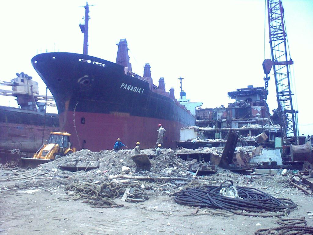 COVID-19: Alang's ship breakers look at workers from diamond, other sectors to stay afloat