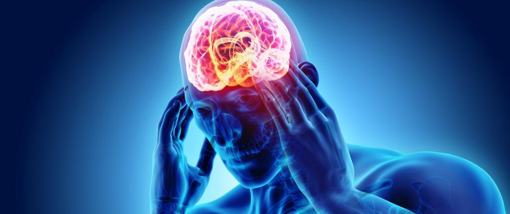 Cluster headache attacks can last from 15 minutes to a couple of hours, several times a day. MDGRPHCS/ Shutterstock