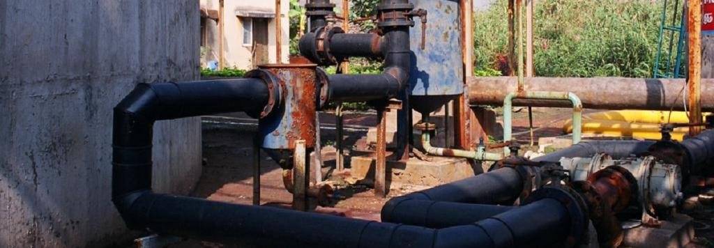 About 191 Common effluent treatment plants (CETP) are operational in India. Photo: Monali Zeya