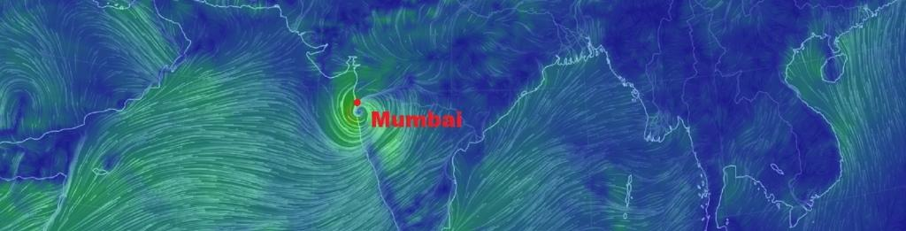 Nisarga made landfall at Alibaug with wind speed of 100-110 kmph
