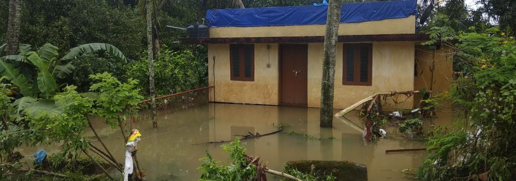 Kerala, with the most lives lost between 2018 and 2019 at 477 Photo: Wikimedia Commons