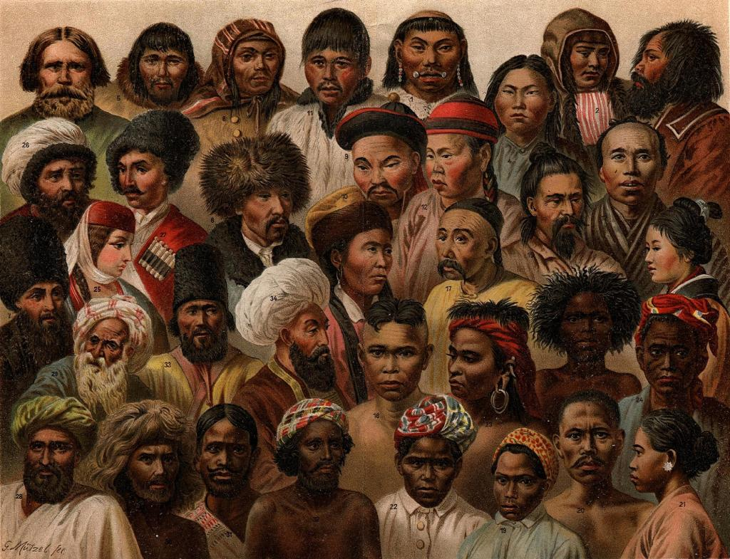 Scientific studies have repeatedly proved that race is simply a social construct. Photo: Wikipedia