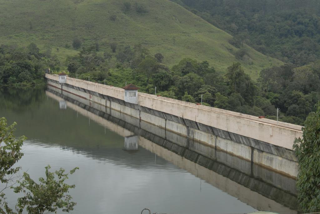 Water level in the state's biggest dam at Idukki should be 15 feet lower than earlier levels on June 10, according to new norms of water management at dams Photo: KK Najeeb