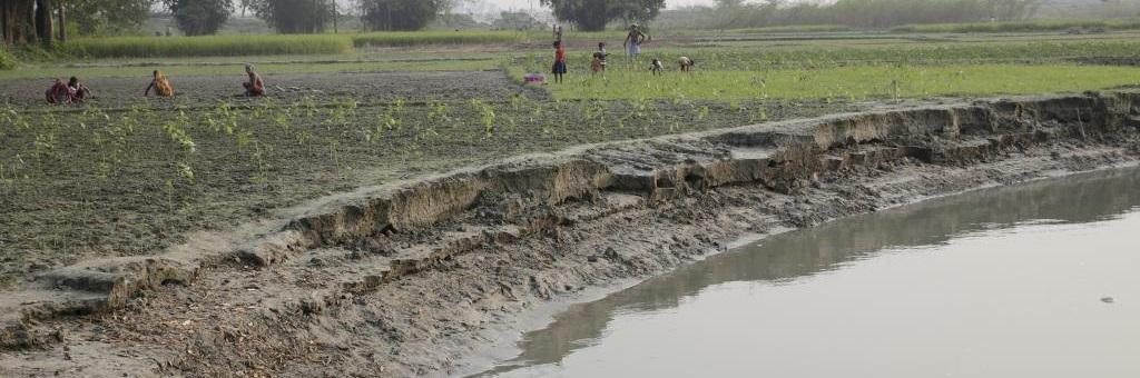Bihar faces a flood-like situation in June with the onset of monsoon.