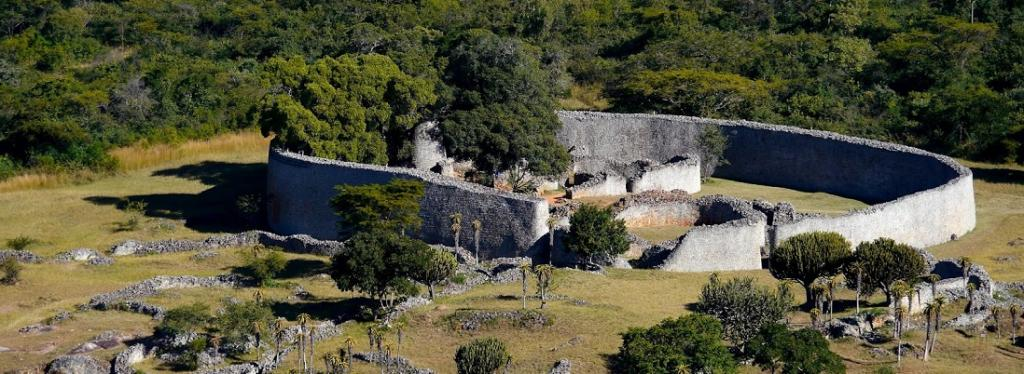 Great Zimbabwe was constructed by the ancestors of Southern Africa's Shona people. Photo: Wikimedia Commons