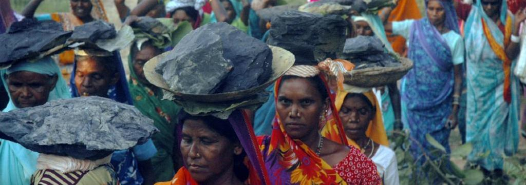 How will a country — by selling its natural resources and wealth — become self-reliant? Photo: DTE