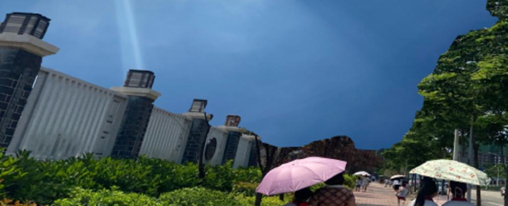 A record-breaking heat wave had swept Northeast Asia in 2018 Photo: Ren Liwen / Institute of Atmospheric Physics